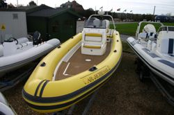 New & Second Hand RIBs & Engines for sale - Used Scorpion 9.75m RIB / RHIB with Twin Evinrude 250HP ETEC Engines