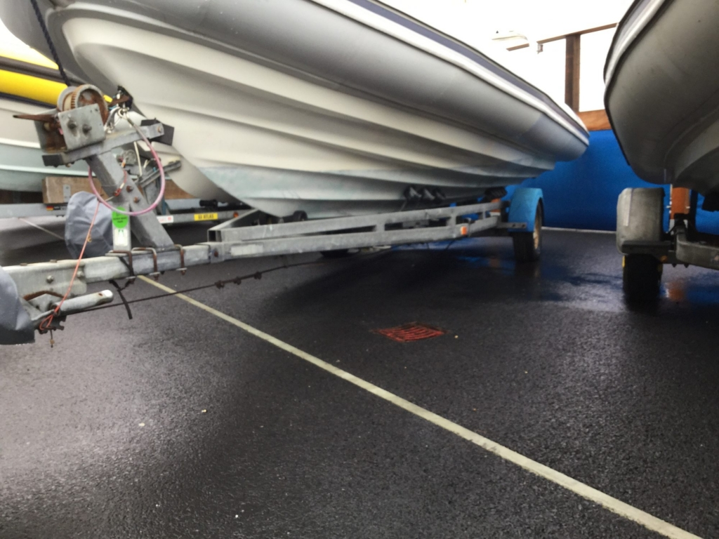 Stock - 1539 - Ballistic 650 with ETEC 175 engine and trailer - Port hull - Copy
