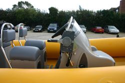 Boat Details – Ribs For Sale - Used Ribtec 655 with Yamaha 130HP V4 Outboard Engine