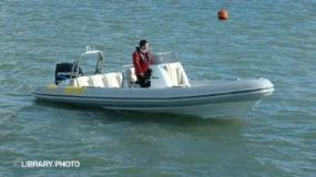 Click to see Cobra 7.5m RHIB / Speed Boat with Mercury Optimax 200HP Engine