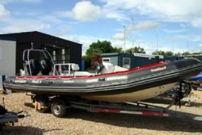 Click to see Bombard Explorer 7.2m RIB with Twin Honda 130HP Engines