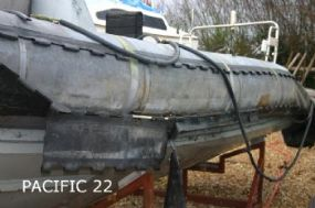Click to see Ex Military Pacific RIB
