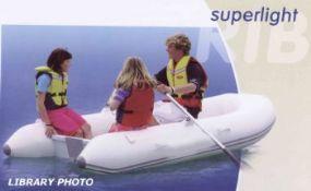 Click to see Yachtsman SLR860 RIB Tender