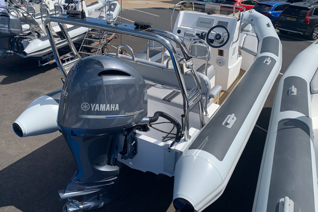 1587 - BALLISTIC 650 SPORT WITH YAMAHA F200 ENGINE_2