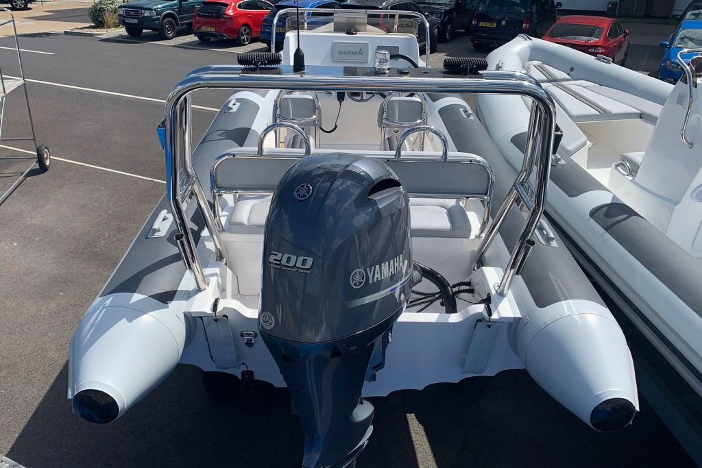 1587 - BALLISTIC 650 SPORT WITH YAMAHA F200 ENGINE_3