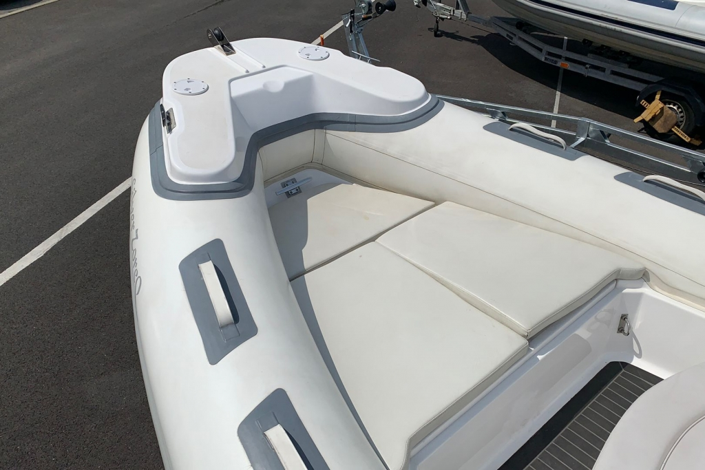 1662 - SKUA 6.5 RIB WITH SUZUKI DF150 ENGINE AND TRAILER_4