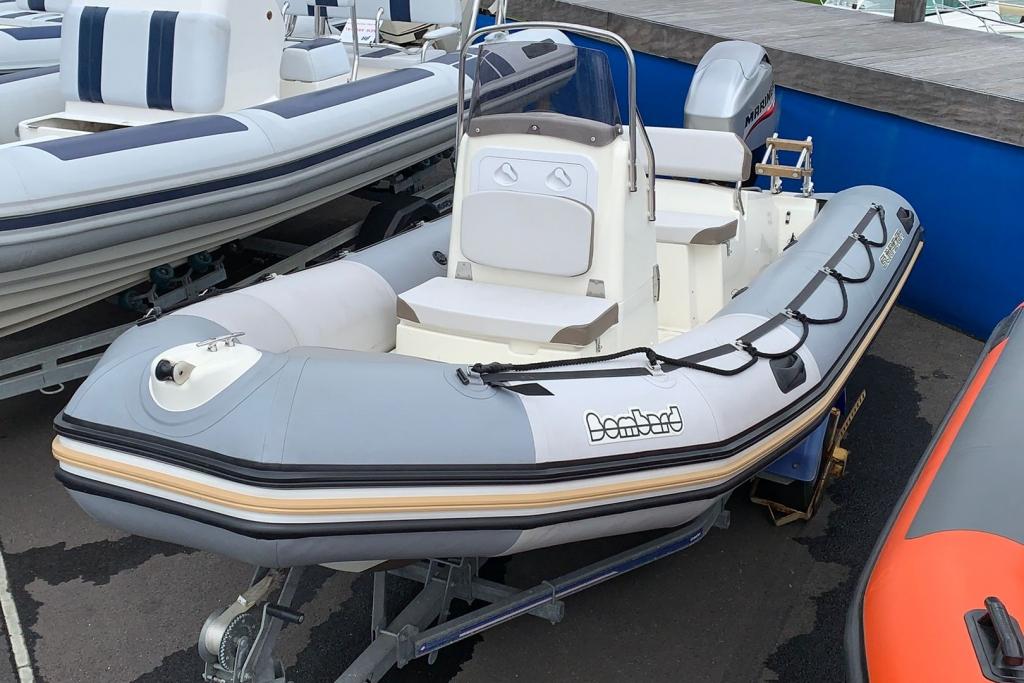 Click to see Bombard Sunrider 500 Mariner F60 2011