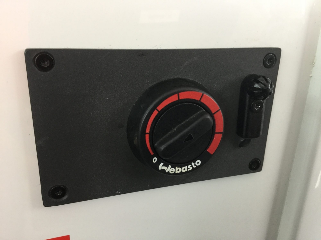 Brokerage - 1433 - Finnmaster P7 Weekend with Yamaha F150 engine - Heating