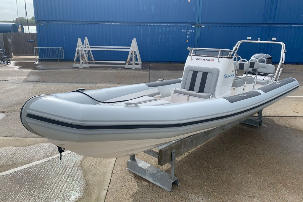 New & Second Hand RIBs & Engines for sale - Ballistic RIB 7.8 Sport Yamaha F250 2017