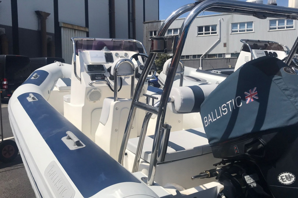 1626 2006 BALLISTIC 5.5M RIB WITH EVINRUDE E-TEC 90HP ENGINE_9.jpg