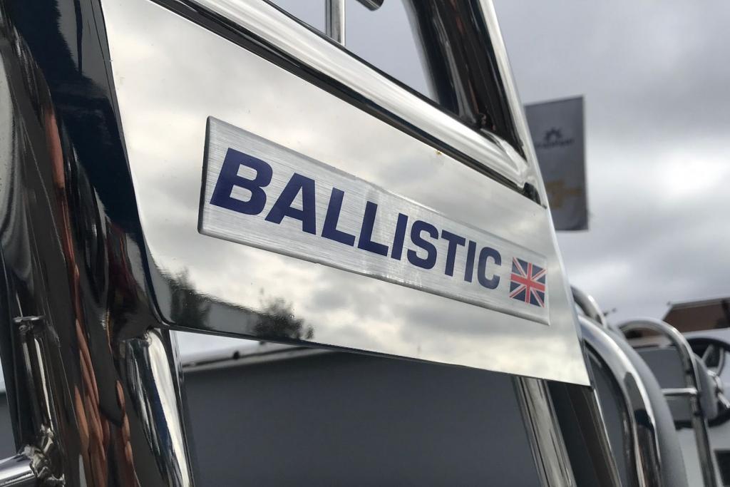 2019 Ballistic RIB  7.8 Yamaha F 300