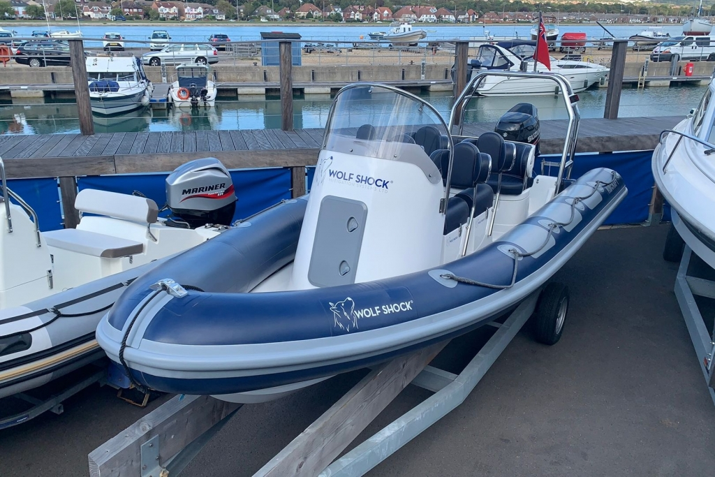 Click to see Ribcraft RIB *** WANTED *** Cash Paid.