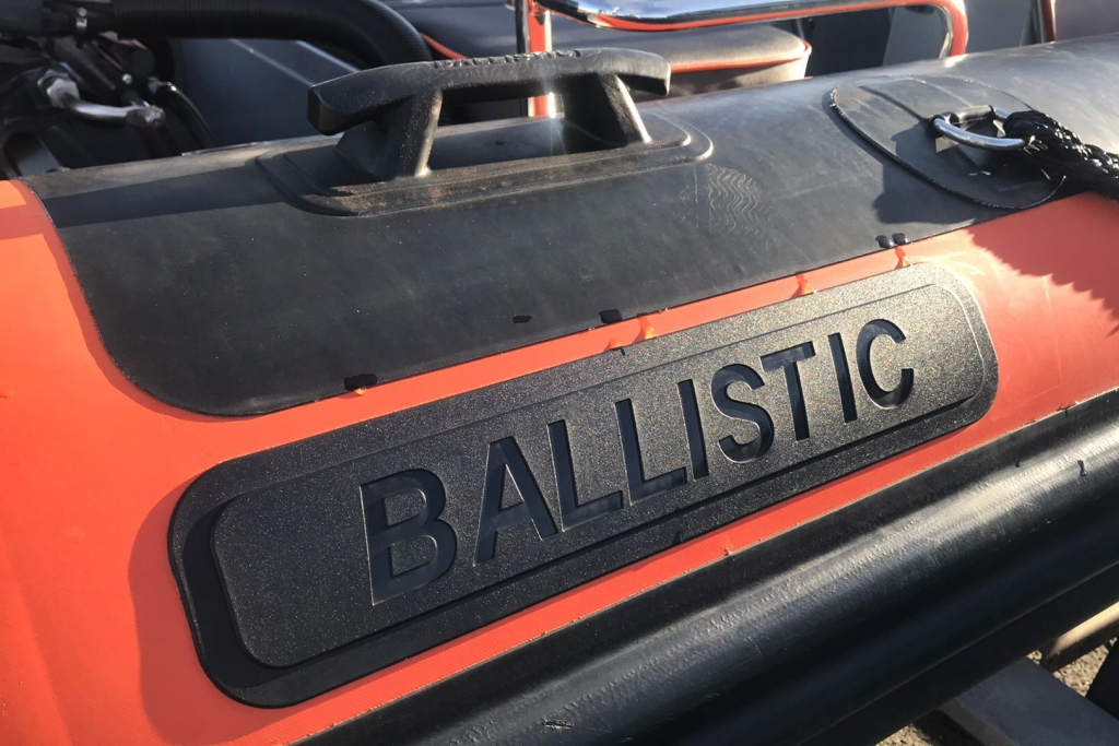2018 Ballistic RIB 5.5 Yamaha  FT60
