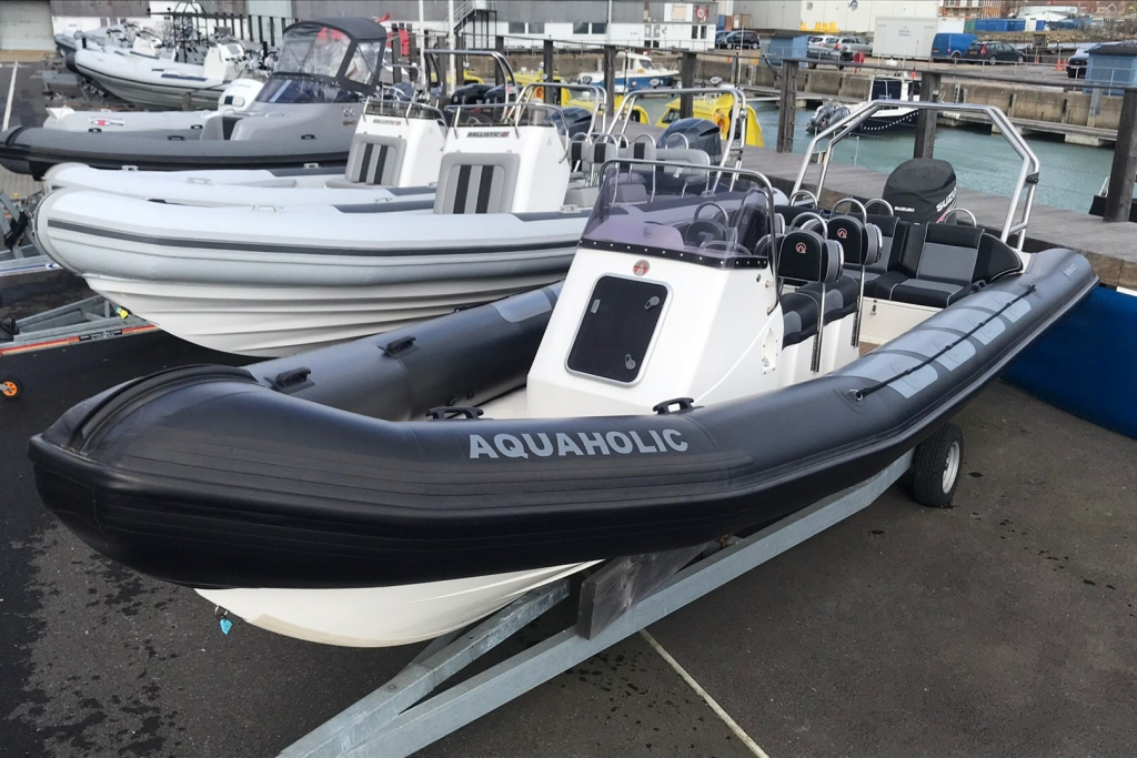 New & Second Hand RIBs & Engines for sale - 2009 Ribquest 7.8 Adventurer Suzuki DF250