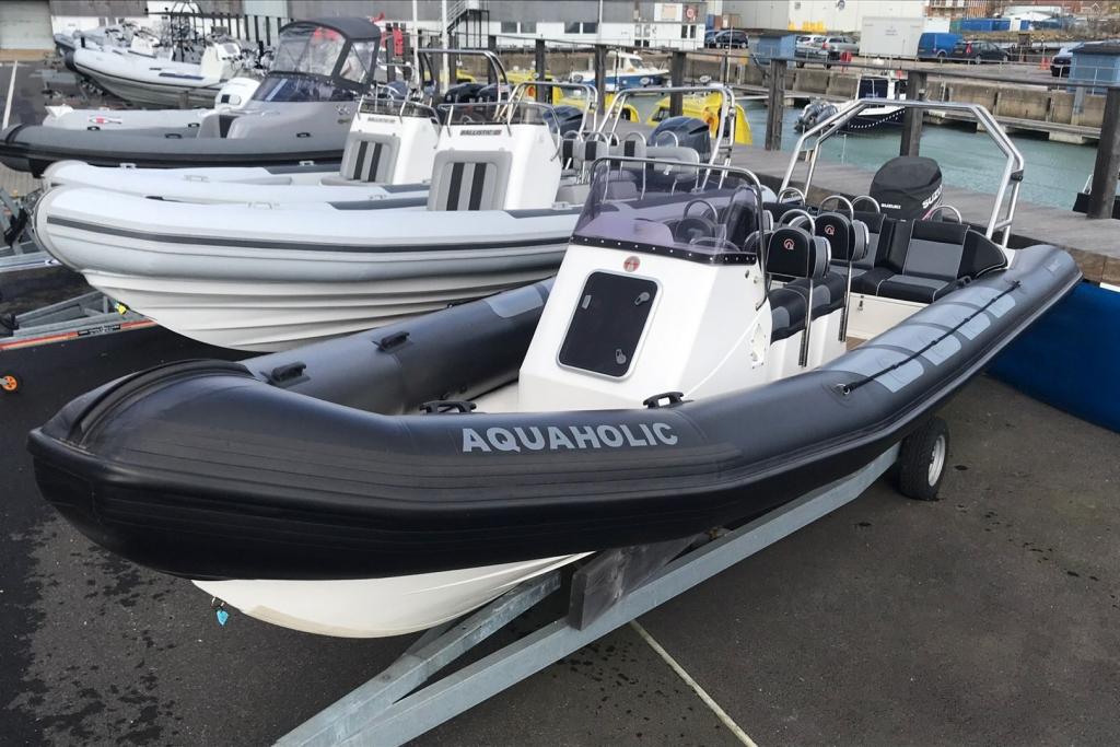 Boat Listing - 2009 Ribquest 7.8 Adventurer Suzuki DF250