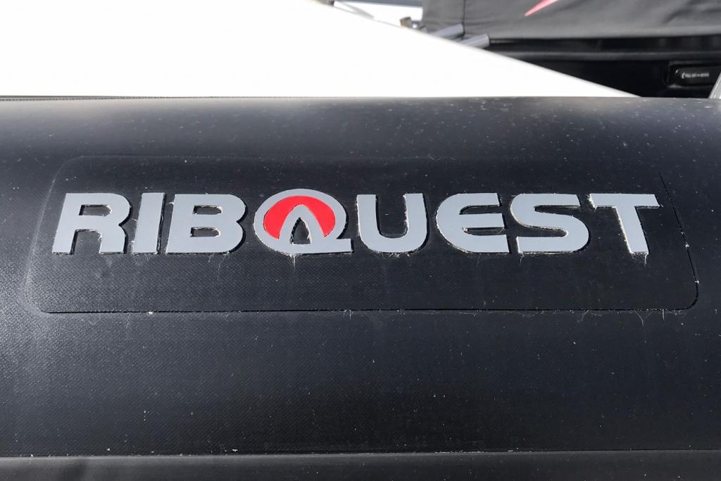 2009 Ribquest 7.8 Adventurer Suzuki DF250