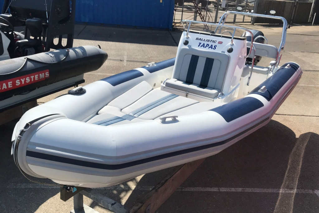 New & Second Hand RIBs & Engines for sale - 2016 Ballistic RIB 650 Sport Yamaha F200