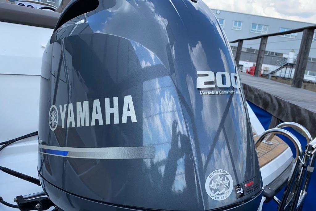 2017 Finnmaster T7 Yamaha F200FETX