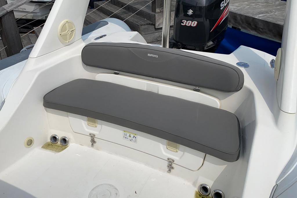 Boat Details – Ribs For Sale - 2012 Brig Eagle 780 RIB Suzuki DF300
