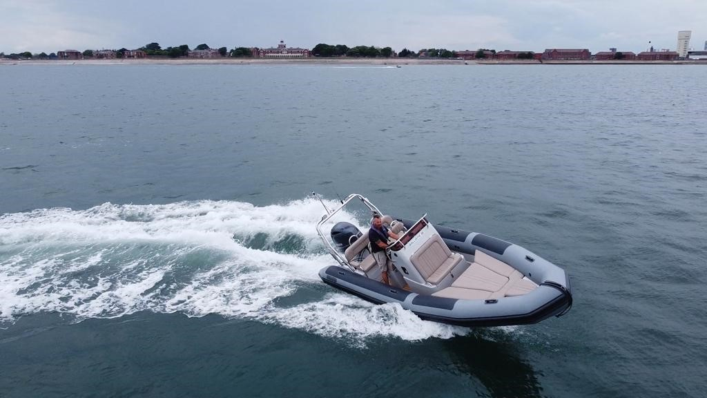 2021 Ballistic RIB 6.5 Sport RIB Yamaha F200 ENGINE *** 2021 SEASON***