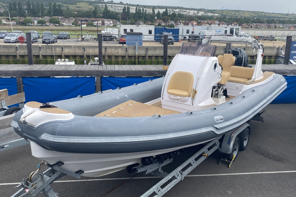 New & Second Hand RIBs & Engines for sale - 2012 Stingher 800 GT Mercury Verado 300