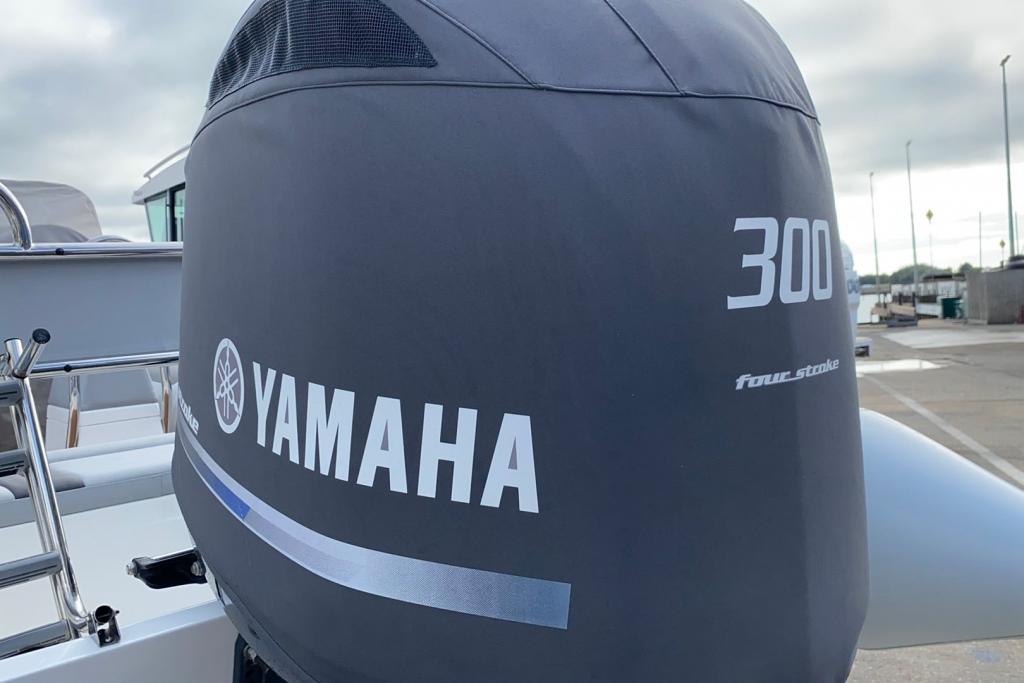 2017 Ballistic RIB 7.8 Yamaha F300