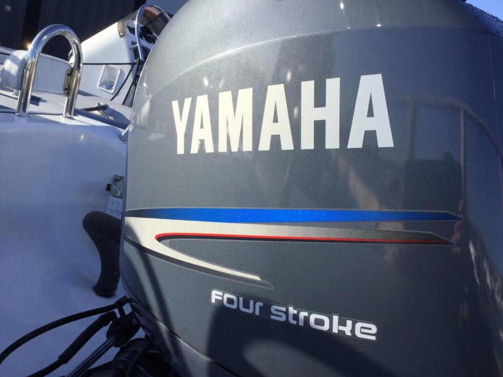 Stock - 1550 - Ribeye 650S RIB with Yamaha F150AET engine - Yamaha Cowling