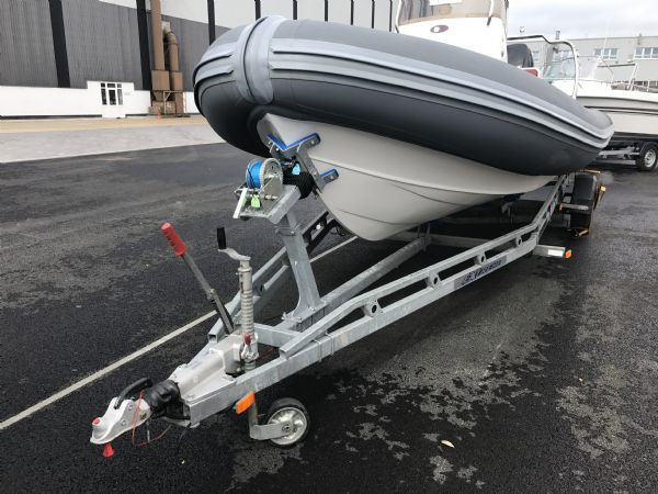 1499 - rib-x 7.6m rib with suzuki df250hp outboard engine - hull and trailer_l