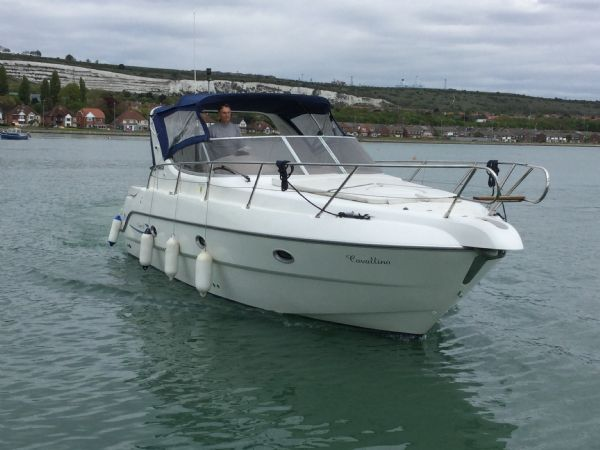 brokerage - 1495 - sessa oyster 30 with twin volvo diesel engines - coming in_l