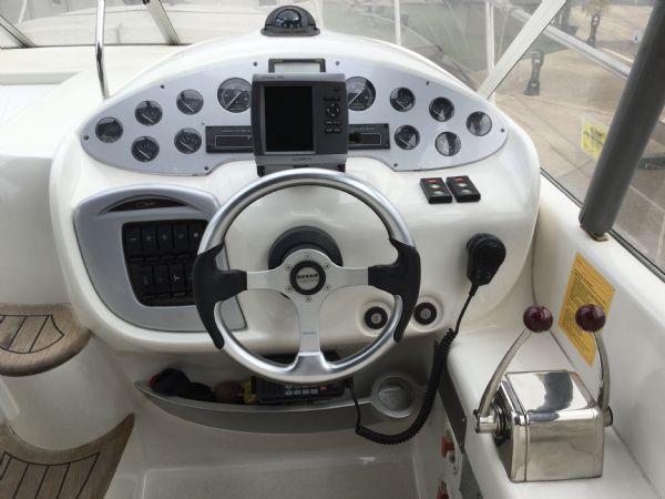 brokerage - 1495 - sessa oyster 30 with twin volvo diesel engines - helm consoel 2_l