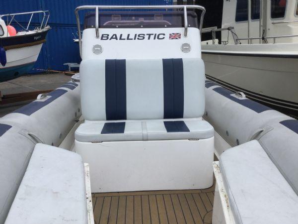 1474 - brokerage - ballistic 650 sport rib with etec 175 engine - double console seat 2_l