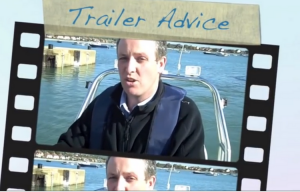 Top tips for getting your RIB or speedboat on to its trailer