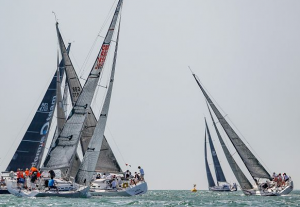 RIB Cruising In The Solent - Part 1 - Cowes week