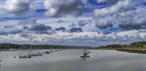 RIB Cruising In The Solent