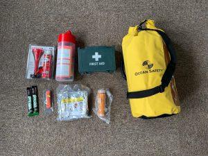 Ocean Safety RIB Grab Bag -  Grab Bag