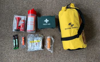 Ocean Safety RIB Grab Bag - Grab Bag