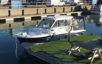 Used Beneteau Antares 760 with Nanni 200HP Turbo Diesel Engine