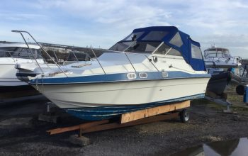 Used Fairline Sunfury 26 with Yamaha Inboard Turbo Diesel Engine