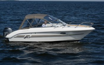 New Finnmaster 68 Day Cruiser Boat with a Yamaha Outboard Engine