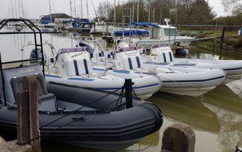 Lets go boating with JBT and Ballistic RIBs - Ashlett Creek Ballistics
