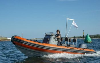 Open Day- Come and try our RIBs - Ballistic 5.5