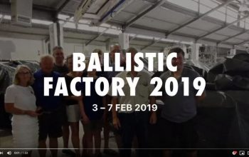 The latest visit to the Ballistic RIB Factory... he says the trip was work? - Ballistic RIB Factory 2019