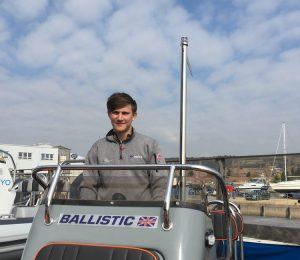 Introducing Max - Ballistic Ribs