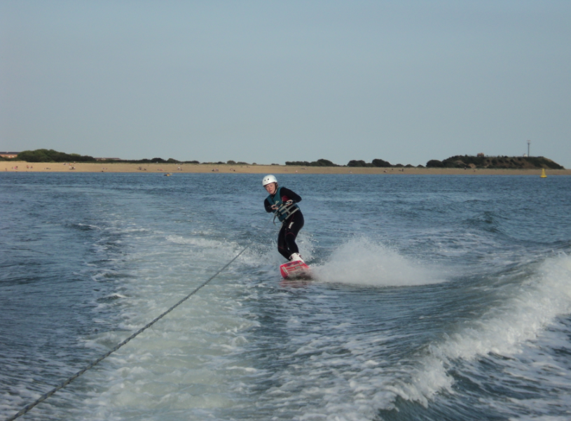 What makes a great RIB for watersports? - RIB watersports