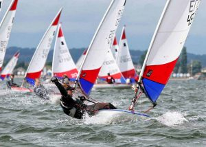 Supporting Youth Sailing