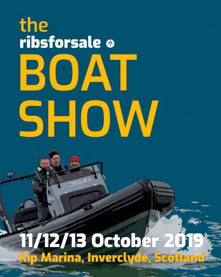 Boat Show - 11/12/13 October 2019, Kip Marina, Inverclyde, Scotland