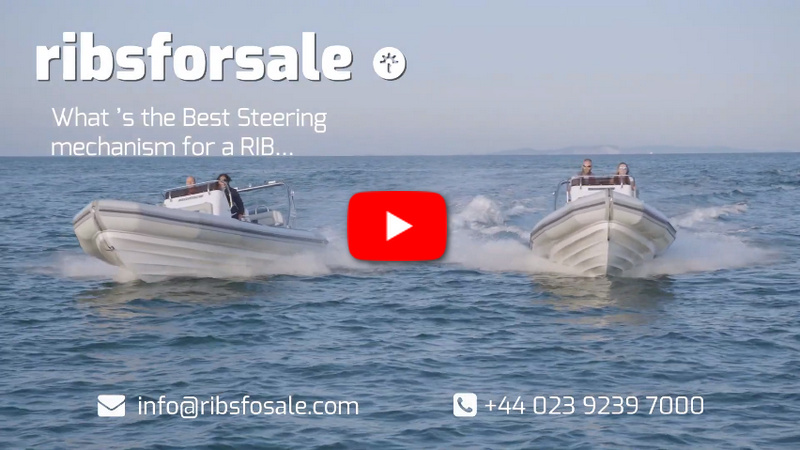 What's the best steering for a rib