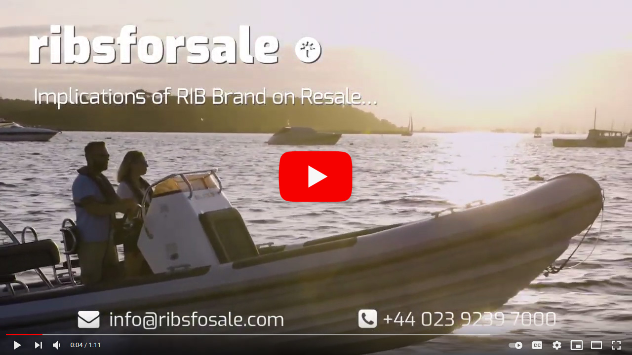 What are the implications of RIB Brand on Resale - video