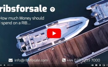 How much should I spend on a RIB boat? - video